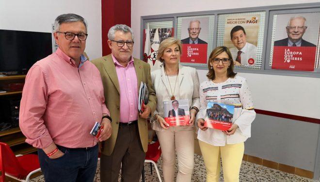 Ángel Felpeto anunció el inició de las obras  a los largo del último trimestre del nuevo CEE Cruz de Mayo
