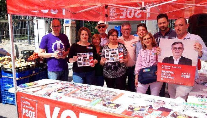 Los candidatos a la alcaldía de Hellín presentan a los ciudadanos sus programas