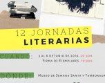 Carmen Posadas, Lorenzo Silva, Gustavo Martín Garzo y Reyes Monforte, protagonistas de las 12 Jornadas Literarias