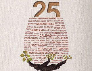 XXV Certamen de Calidad de los vinos de la Denominación de Origen Jumilla