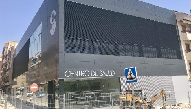 Carlos Castillo, nuevo concejal de Sanidad, confirma que el Centro de Salud  se abrirá en breve
