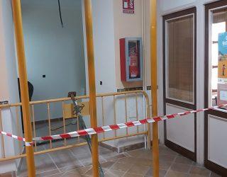 Instalación de dos ascensores en la Casa de la Cultura