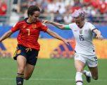 Mundial Femenino, España mete en apuros a Estados Unidos