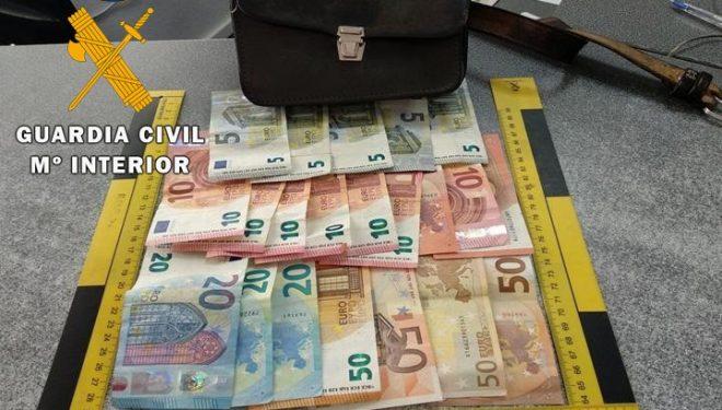 Un detenido por cometer un robo con violencia en una gasolinera de Tobarra