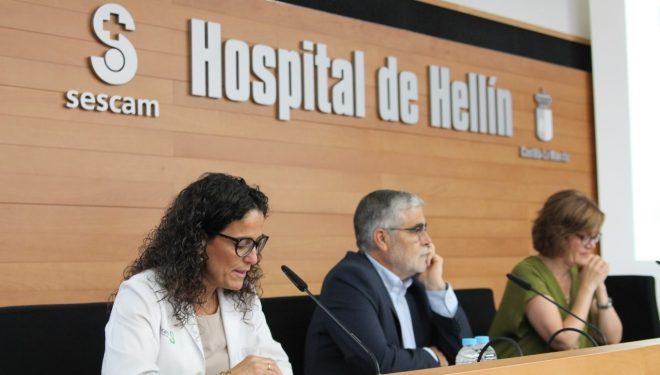 El Hospital de Hellín celebra las III Jornadas de Enfermería