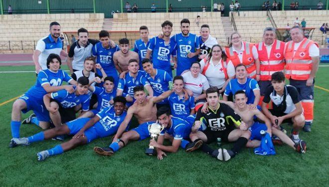 El Hellín Juvenil logra el ascenso a la Liga Nacional