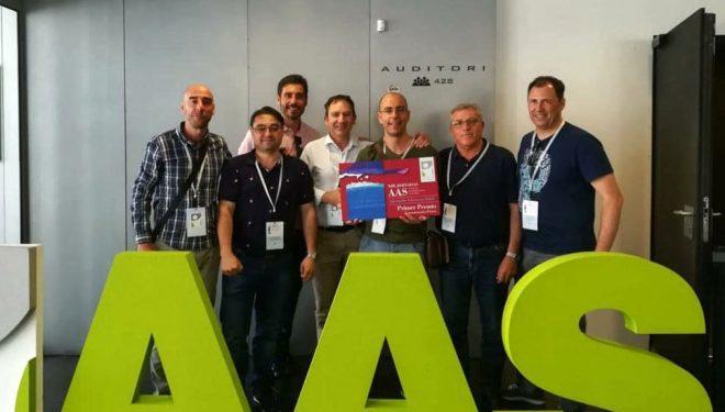 El GAI de Hellín consigue el primer premio a la comunicación en las XIII Jornadas nacionales de Administración de la Salud