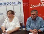 Ramón García volverá a gobernar el Ayuntamiento, en esta ocasión con el apoyo de la Agrupación Electores Hellín