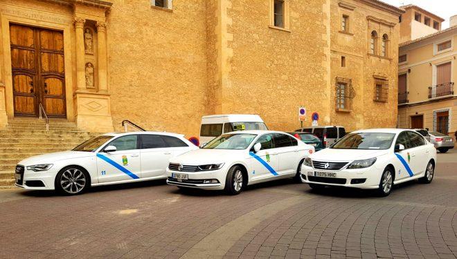Ciudadanos aboga por el uso del taxi durante los días de Feria