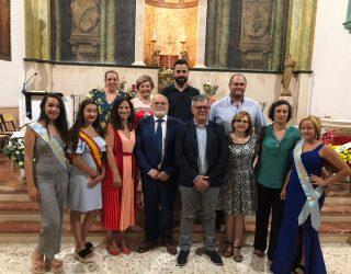 El Gobierno regional asiste a las fiestas de Isso