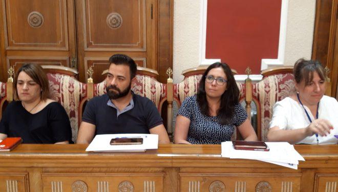 El Pleno aprobó la solicitud a RENFE del mantenimiento de la vía férrea entre Agramón y Calasparra