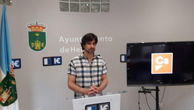 Mario Artesero decepcionado por el resultado del Pleno que rechazó sus mociones