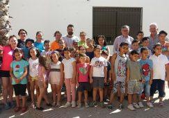 """Inaugurada la IV edición de los talleres infantiles """"Lápices de Colores"""""""