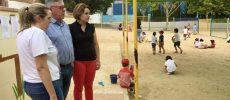 Ludoteca de verano en el CEIP Ntra. Sra. del Rosario