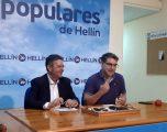 El Partido Popular, a través del diputado Moreno Moya, tiende la mano al gobierno regional de García Page