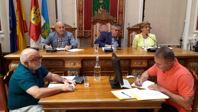 El alcalde pierde la paciencia durante el Pleno