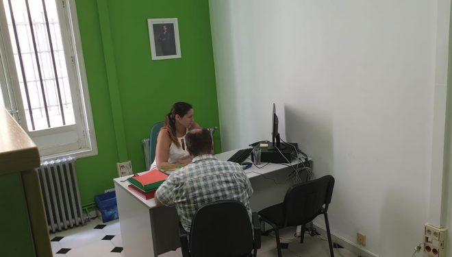 Vox se queja de la falta de equipos informáticos y mobiliario en su despacho del Ayuntamiento