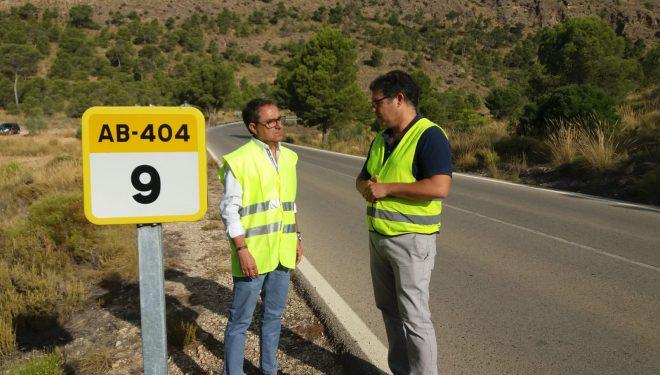 El PP pide que la Diputación adopte una solución para reducir la alta siniestralidad de la carretera de Agramón