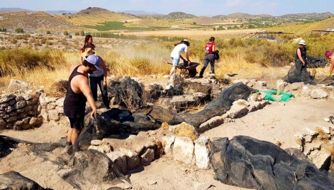 Comienzan las nuevas excavaciones en el Parque Arqueológico del Tolmo de Minateda