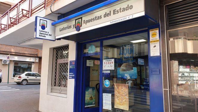 La Administración de Lotería Nº 2 reparte 1.800.000 euros