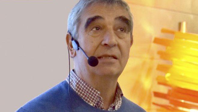 Fallece el que fuera profesor del IES Melchor de Macanaz Luis Emilio Oliver