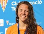 Con una medalla de plata, Nerea Ibáñez, completó su magnífica participación