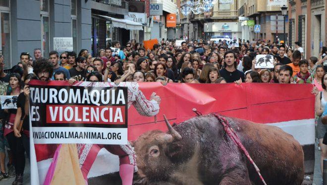 Hellín contra el maltrato animal