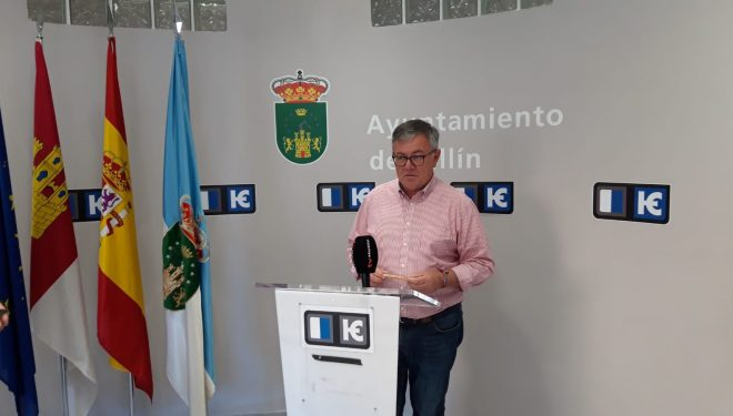 Ramón García da cuenta de la propuesta de una importante modificación de las ordenanzas fiscales