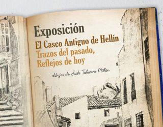 """Exposición """"El Casco Antiguo de Hellín: Trazos del pasado: Reflejos de hoy"""""""