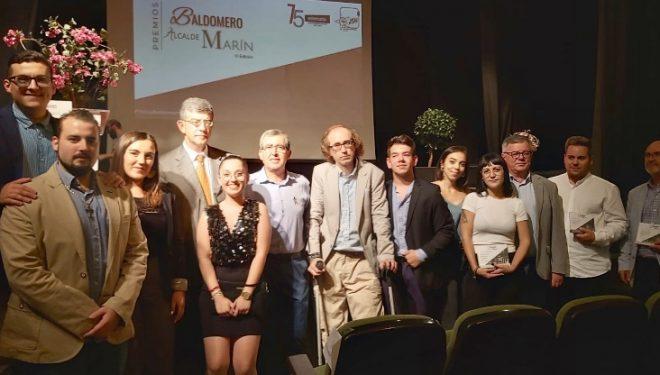 Entregados los premios alcalde Baldomero Marín