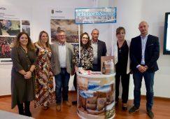"""El Ayuntamiento da a conocer en la Feria de Albacete el proyecto del """"nuevo"""" Tolmo de Minateda"""