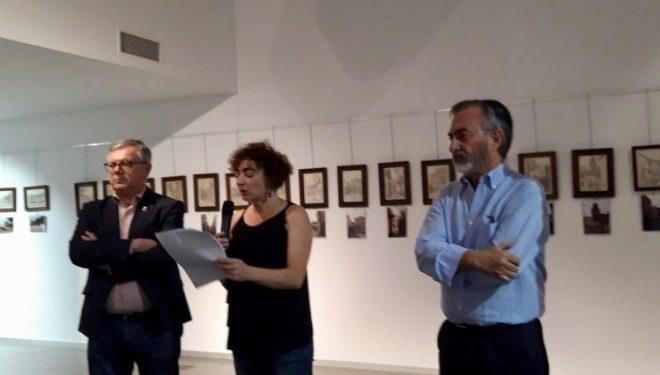 Los certeros dibujos de Justo Talavera Millán muestran la realidad de Hellín 50 años atrás