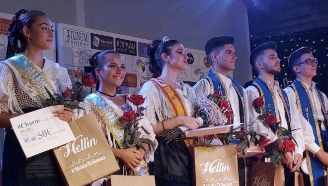 Blanca Banegas y José Antonio Yepes, Hellineros de Honor de la Feria 2019