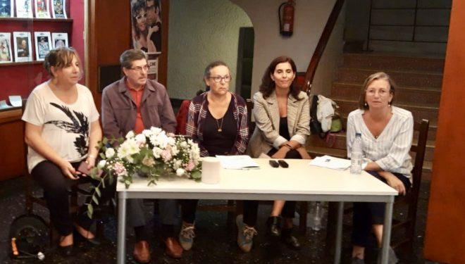 Jornada de puertas abiertas de la Fundación Teatro Victoria, que presenta, según sus responsables, un balance optimista