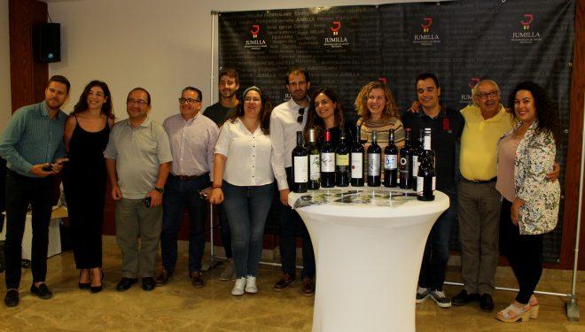 La D.O.P Jumilla presenta una cata de 12 vinos para profesionales de la hostelería