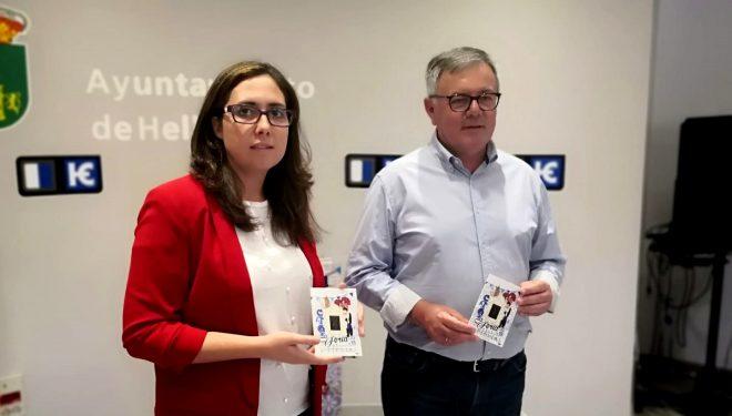 Ramón García y Fabiola Jiménez, con retraso, presentan el programa de la Feria de Hellín 2019