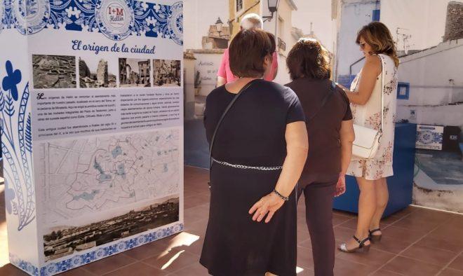 Muestra fotográfica de los rincones y parajes del Casco antiguo.