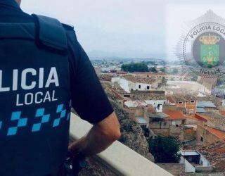 Incidencias policiales durante la semana del 2 al 7 de septiembre