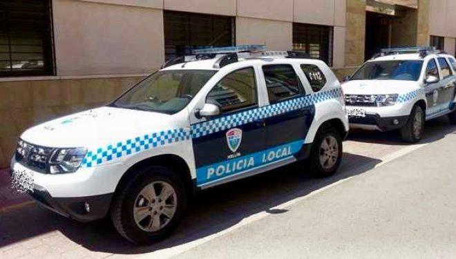Un vecino del Barrio Nuevo fue detenido por insultar y agredir a dos agentes de la Policía Local