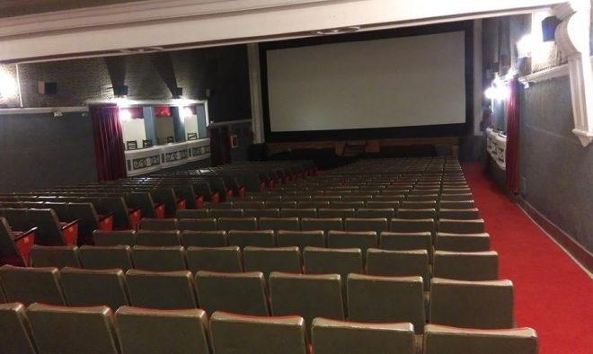 Teatro Victoria.