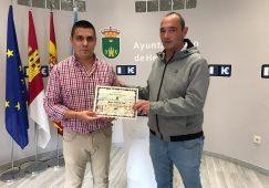 """Carlos Valverde, nuevo ganador del concurso de Microrelatos """"Hellín, 120 años de ciudad"""""""