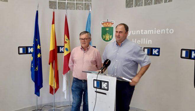 """La Comunidad de Regantes """"Juan Martínez Parras"""" tomará su dotación de agua del paraje de """"La Vicaría"""""""
