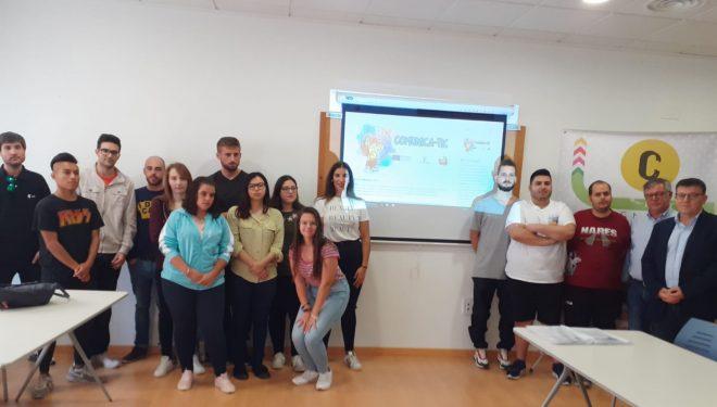 Centro Joven comienza un curso de comunicación digital y emprendimiento