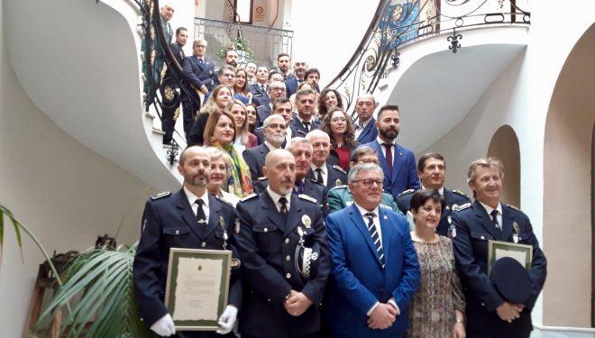 Ramón García reivindica, un año más, la importante labor que realiza la Policía Local