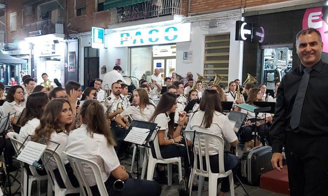 Unión Musical Santa Cecilia de Hellín.