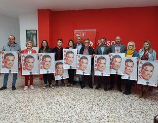 El PSOE pide la movilización de la izquierda para apoyar a Pedro Sánchez