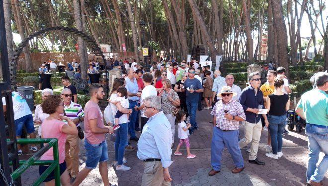 La 4ª Feria de Vinos D.O.P. Jumilla superó el éxito de anteriores ediciones