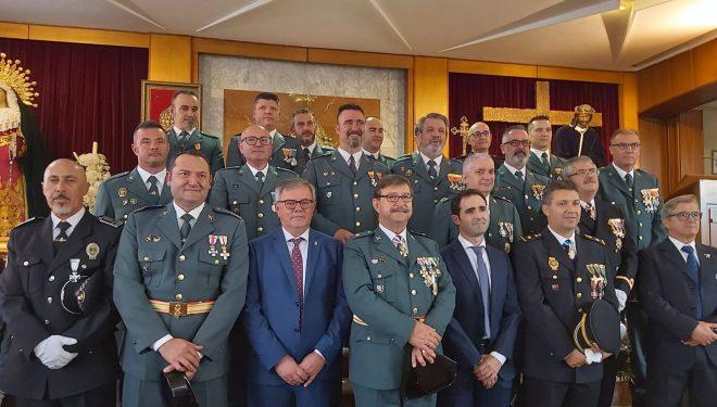 El comandante jefe de la Guardia Civil, Francisco Gómez, anuncia su retirada por jubilación