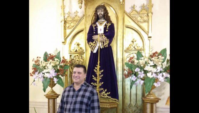 José Aurelio Martínez, reelegido Hermano Mayor de la Archicofradía de Jesús de Medinaceli