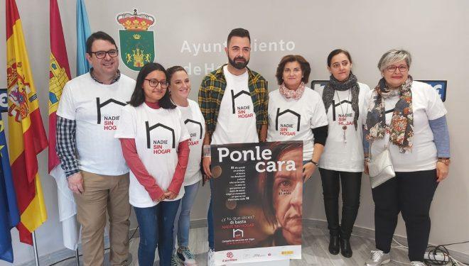 """Cáritas inicia la campaña a favor de las personas sin hogar con el lema """"Ponle cara"""""""